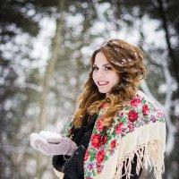 Снег-снежок! :: Виктор Зенин