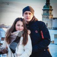 Оля і Назар :: Christina Terendii