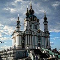 Андреевская церковь :: Владимир Бровко