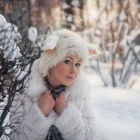милая овечка Яночка :: Ярослава Бакуняева