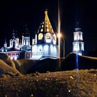 замки из снега :: Алексей Лукаев