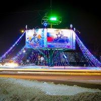 Димитровград, кольцо :: Александр Мещеряков