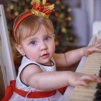 Малышка Кира. :: Юлия Романенко