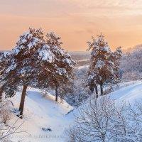 Зимний закат :: Марк Шишкин