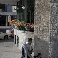 Иерусалим. С колёс автобуса :: Надежда