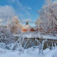 Зима в Питере :: Владимир Колесников