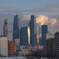 Сити. :: Сергей Фомичев