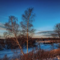 Зима :: Иван Анисимов