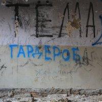 граффити :: сергей пейкер