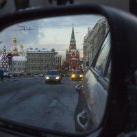 Любимая моя Москва :: Юля Колосова