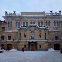 Здание Капеллы :: Валентина Папилова