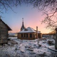 Деревянные постройки :: Юлия Батурина