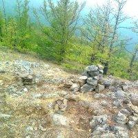 На вершине горы Нуга :: Виктор Мухин
