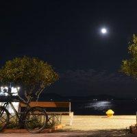 Греческая ночь.. :: Ed Peterson