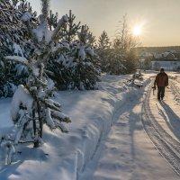 У деревни Гилево... :: Pavel Kravchenko