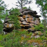 Каменная изба :: Сергей Чиняев