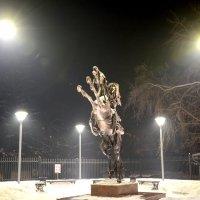 Ермак в ночи :: Александр Шихин