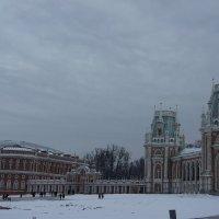 Вид на Большой дворец и Кухонный корпус (Хлебный дом) :: Елена Павлова (Смолова)