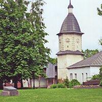 Тихий уголок монастыря :: Борис Александрович Яковлев