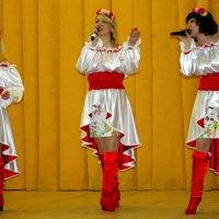 Сцена - это маленькая жизнь :: Арина Минеева