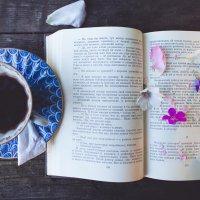 Чай с книгой :: Юлия Герман