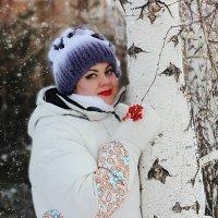 Прогулка в январе... :: TATYANA PODYMA
