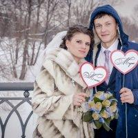 зимняя свадьба (1) :: елена брюханова
