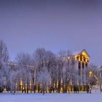 Пекинская зима :: Платон Македонский