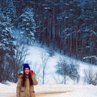 Зимняя прогулка :: Максим Калинин