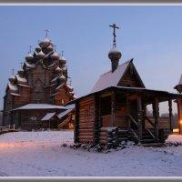 Це́рковь во и́мя Покрова́ Пресвято́й Богоро́дицы :: Сергей Андриянов