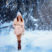 Прогулка по зимнему лесу :: Наталья Петрова