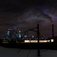 Фабрика облаков, грез и метч :: Дмитрий Киселев