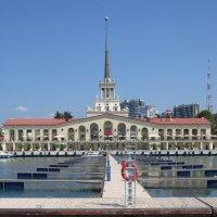 Морской вокзал Сочи :: Вера Щукина