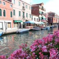 Тихая улочка в Венеции. :: Alexey YakovLev