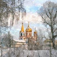 Люблю высокие соборы ... :: Евгений Юрков