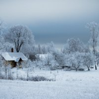 Зимняя сказка :: Tatjana Stepanova