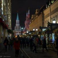 Еще немного праздничного города... :: Виктор М