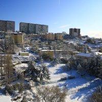 Первый снег в Сочи :: valeriy khlopunov