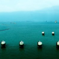 Порт Гонконг. :: Николай Семёнов