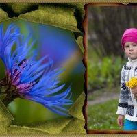 Цветочки маме :: Владимир Кроливец