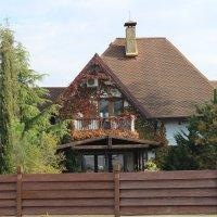 Домик в деревне :: Анатолий