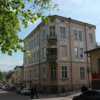 Жилой  дом  в  Дрогобыче :: Андрей  Васильевич Коляскин