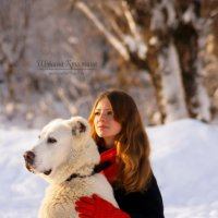Юлия и Джесси :: Кристина Щукина