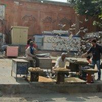 Уличные торговцы в Джайпуре :: Татьяна Василюк