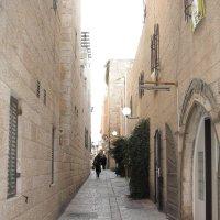 Узкие улочки в Старом городе :: Надежда