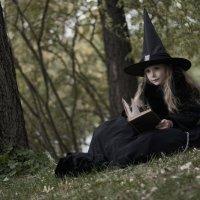 Маленькая колдунья :: Анна Городничева