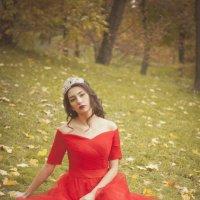 Королева осени :: Анна Городничева