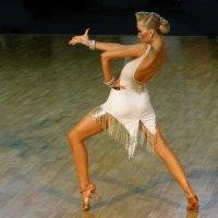Страстная танцовщица :: Валерий Чепкасов