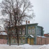 Симбирск (Ульяновск). Дом О. Г. Зерновой :: Алексей Шаповалов Стерх