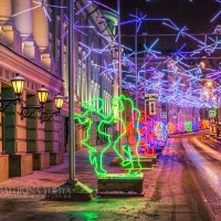 Танцы в столице :: Юлия Батурина